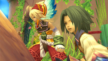 聖剣伝説4ゲーム画面