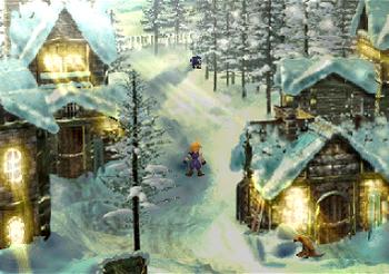 雪原の村アイシクルロッジ