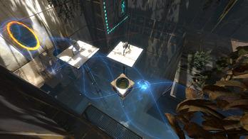Portal ゲーム画面
