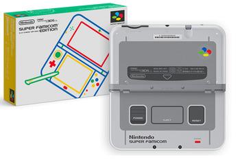 3DS SFCモデル