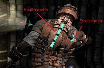 DeadSpace HUD