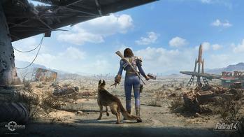 Fallout4 舞台