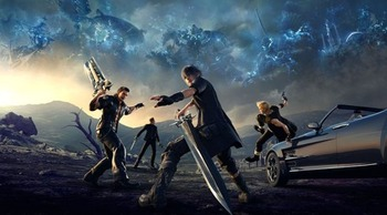 1. Final Fantasy