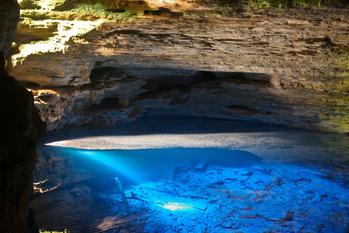 ディアマンティナ洞窟