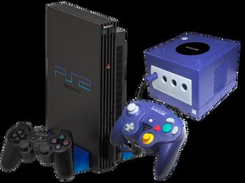 PS2 GC