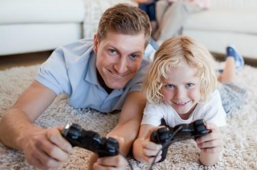 お前らの親ってテレビゲームやる?