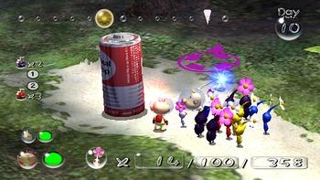 Wiiであそぶ ピクミン2 (2)