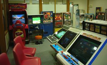 旅館ゲームコーナー (2)