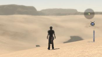 ラストレムナント砂漠