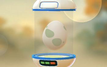 ポケモンGO 卵
