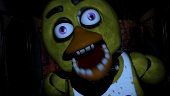 five nights at Freddie's