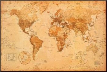 世界地図 (2)