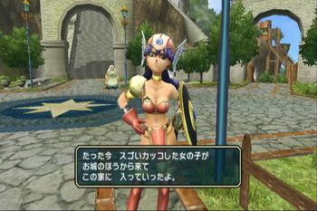 女戦士 (2)
