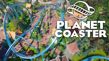 Planet Coaster タイトル