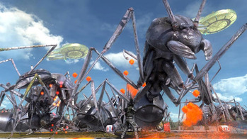 地球防衛軍 (2)