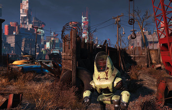 Fallout4 町