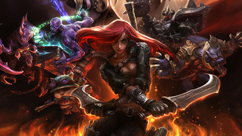 League of Legends (2)