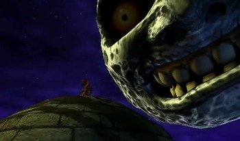 ムジュラの月