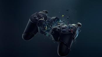 PS4 コントローラ 破壊