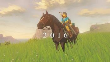 WiiU版ゼルダの伝説