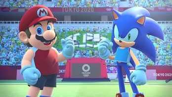 オリンピック ソニック