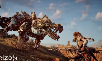 horizon zero dawn ワニ
