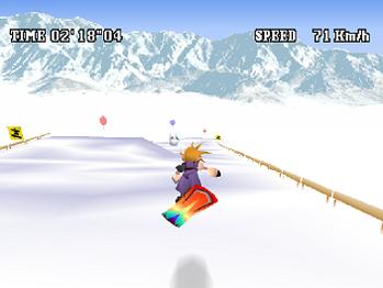 FF7スノーボード