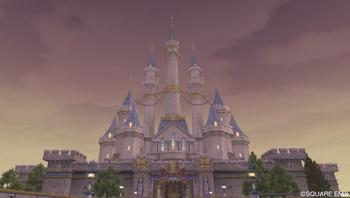 ドラクエ 城