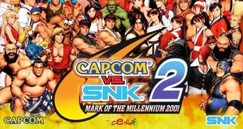 CAPCOM vs SNK 2 (2)