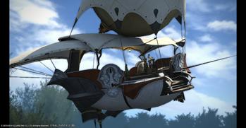 飛行船 FF