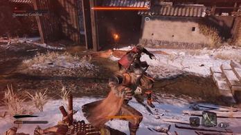 隻狼 戦闘