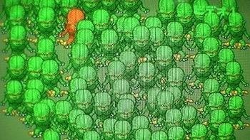 ミニゲームロード栽培マン