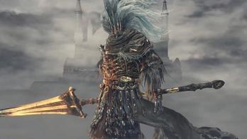 無名の王 竜狩りの鎧