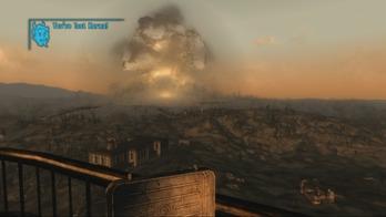 核爆弾 Fallout3