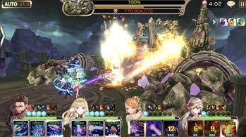 オート戦闘 ゲーム