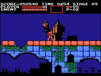 悪魔城ドラキュラ ディスクシステム (2)