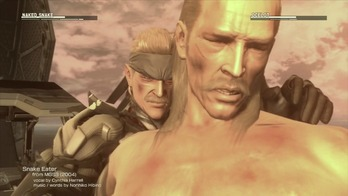 MGS4 オセロット