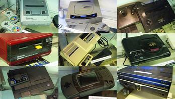 90年代ゲーム機
