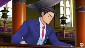 逆転裁判6