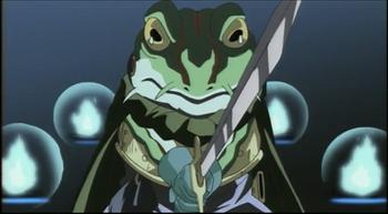 クロノ・トリガー カエル