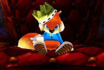 Conker's Bad Fur Day1