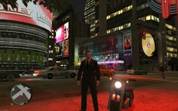 GTA4 タイムズスクエア