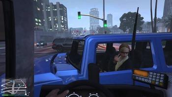 GTA5運転