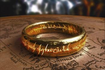 ひとつの指輪