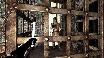 スカイリム 牢屋