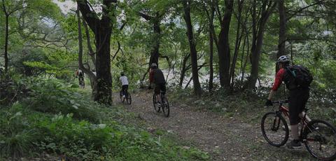mountain-bike-in-minakami