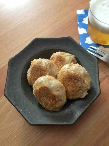 里芋トロトロ焼き