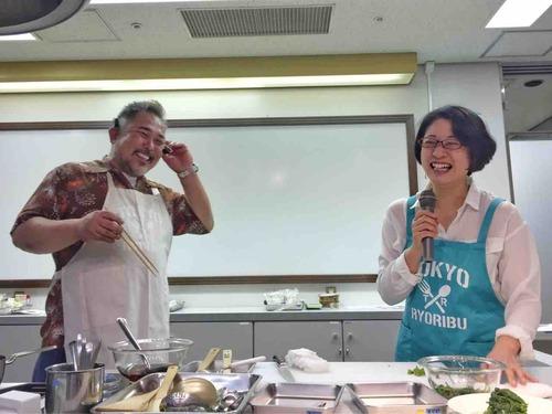 熊八さん&ヤミーさん