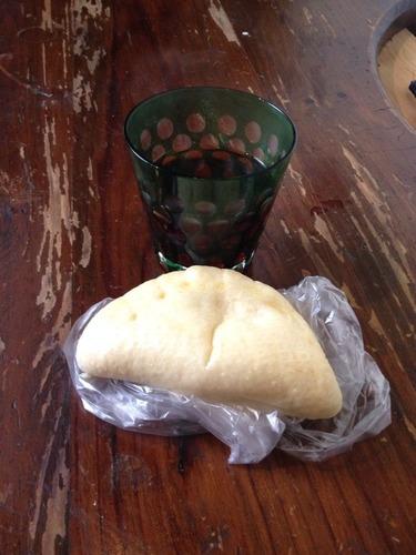 ヤミーさんのパン