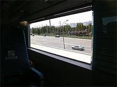 リニアの車窓